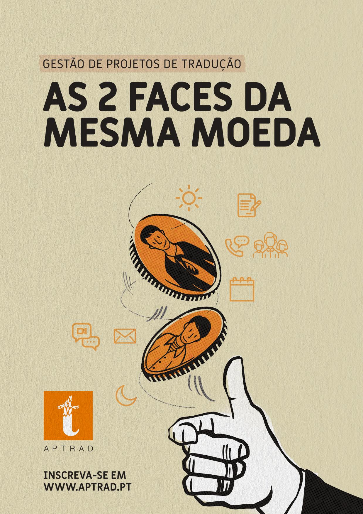 Gestão de projetos de tradução: 2 faces da mesma moeda