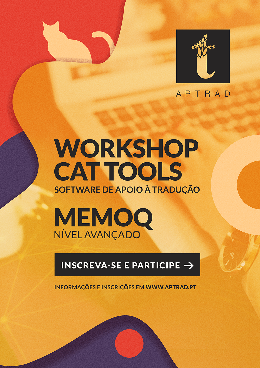 Webinar CAT Tools – memoQ [Nível Avançado] - in English