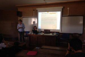 A Aptrad visitou a Universidade de Coimbra