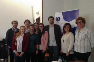 A Aptrad visitou a Universidade de Aveiro