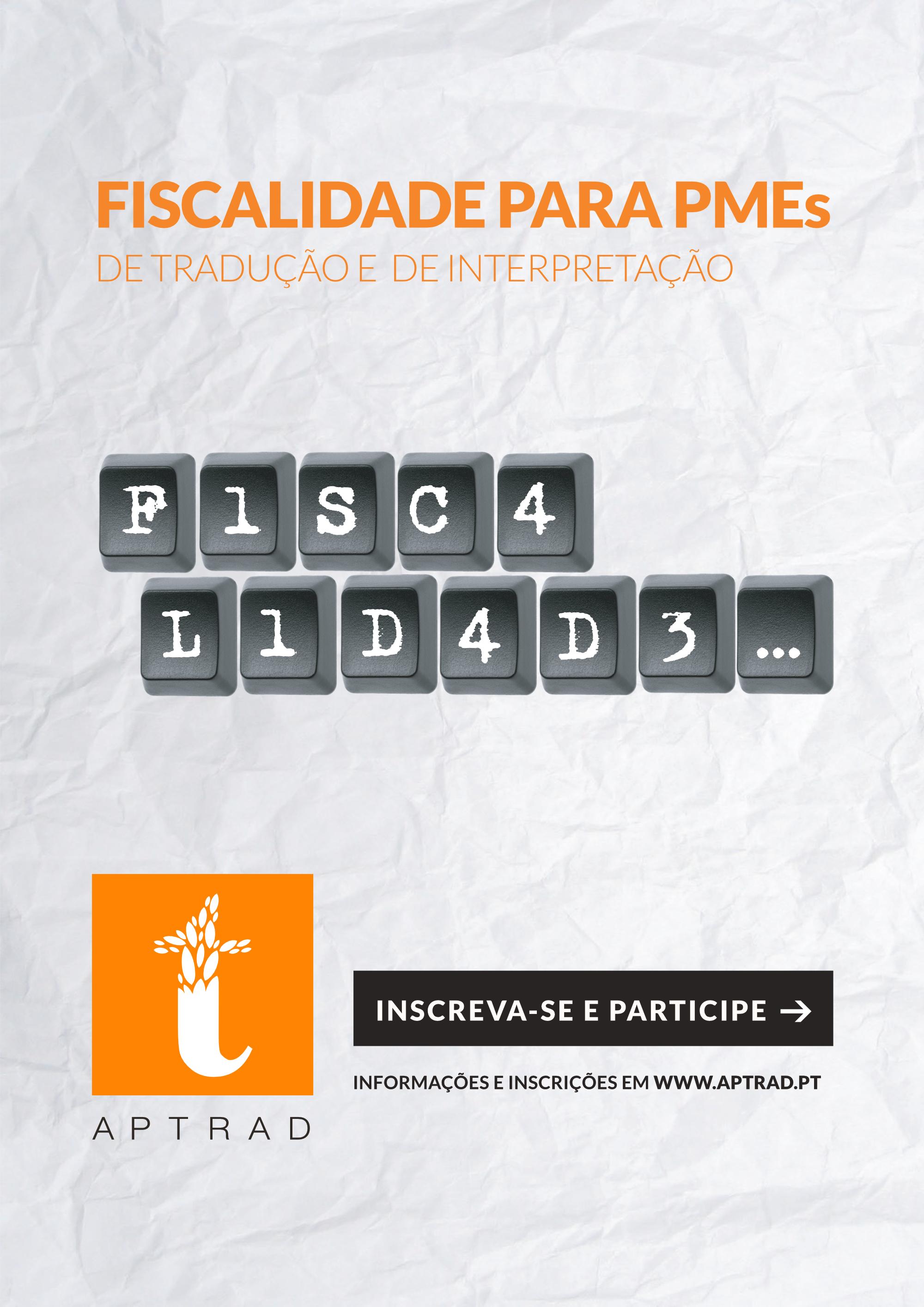 Fiscalidade para PMEs de Tradução e de Interpretação